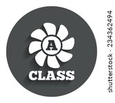 a class ventilation icon....