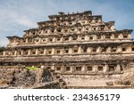 pyramid of the niches ... | Shutterstock . vector #234365179