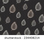 seamless pattern with abstract...   Shutterstock .eps vector #234408214