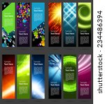 business banners set for... | Shutterstock .eps vector #234486394