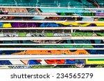 comic books old vintage paper... | Shutterstock . vector #234565279