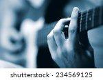 electric guitar | Shutterstock . vector #234569125