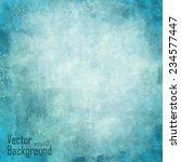 grunge texture. vector... | Shutterstock .eps vector #234577447