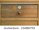Desk Drawer Lock