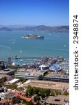 the city and county of san... | Shutterstock . vector #2348874