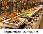 Buffet Restaurant  The Hotel...