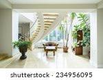 contemporary luxury mansion...   Shutterstock . vector #234956095