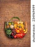 Foods Made Handbag   Food...