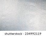 Plastic Bubble Wrap Texture...