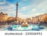 London  Trafalgar Square  Nov...