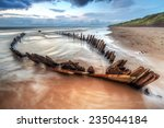 The Sunbeam Ship Wreck On The...