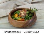 Tuna Salad With Ruccola And...