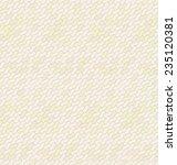 a wavy texture in warm tones | Shutterstock . vector #235120381