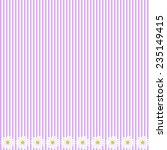Purple Stripe Background With...