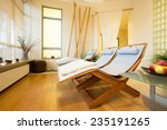 horizontal view of elegant spa... | Shutterstock . vector #235191265