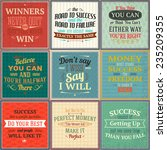 success money freedom... | Shutterstock .eps vector #235209355