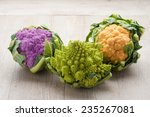 Green  Purple And Orange...