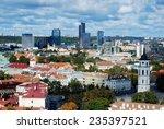 vilnius  lithuania   september... | Shutterstock . vector #235397521