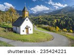 old small church | Shutterstock . vector #235424221