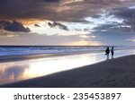 playa del ingles in gran... | Shutterstock . vector #235453897