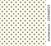 seamless geometric triangle...   Shutterstock . vector #235468525