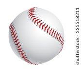baseball | Shutterstock .eps vector #235518211
