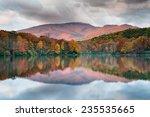 Autumn Mountain Reflections...