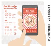 best pizza app interface design ...