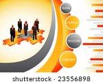 business people | Shutterstock .eps vector #23556898