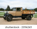 Model T Ford Truck