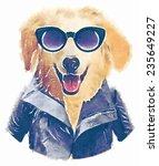 T Shirt Graphics Dog...