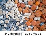 Pile Of Pebbles   Thailand