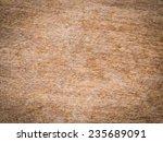 wood plank brown texture...   Shutterstock . vector #235689091