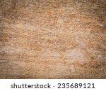 wood plank brown texture...   Shutterstock . vector #235689121