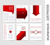 vector poster design templates...