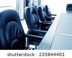 conference room tables and... | Shutterstock . vector #235844401