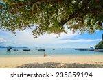 krabi  thailand  02 december...   Shutterstock . vector #235859194