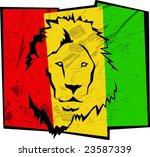 Reggae background. Vector illustration. - stock vector