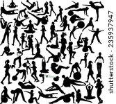 Women  Recreation Pilates Yoga...
