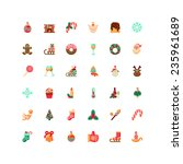collection of 36 christmas and