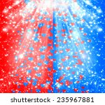 abstract multicolored... | Shutterstock . vector #235967881