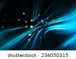 abstract blue elegant... | Shutterstock . vector #236050315
