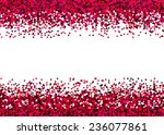 abstract geometrical background.... | Shutterstock .eps vector #236077861