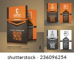 creative business cards in...   Shutterstock .eps vector #236096254