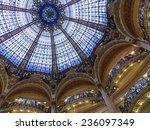 paris  france  on april 30 ... | Shutterstock . vector #236097349