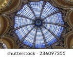 paris  france  on april 30 ... | Shutterstock . vector #236097355