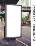 vintage color   blank... | Shutterstock . vector #236108224