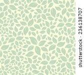 leaves background texture | Shutterstock .eps vector #236138707