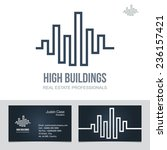 real estate business sign  ... | Shutterstock .eps vector #236157421