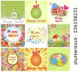 easter cards | Shutterstock .eps vector #236158231